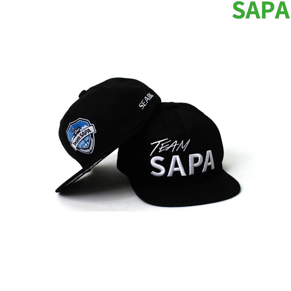 싸파 TEAM SAPA 낚시모자 스냅백 SSC-004