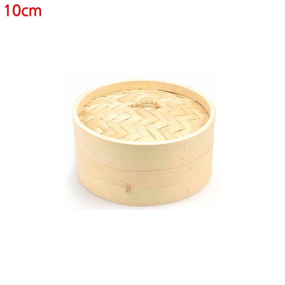 대나무 찜기세트 10cm 찜판