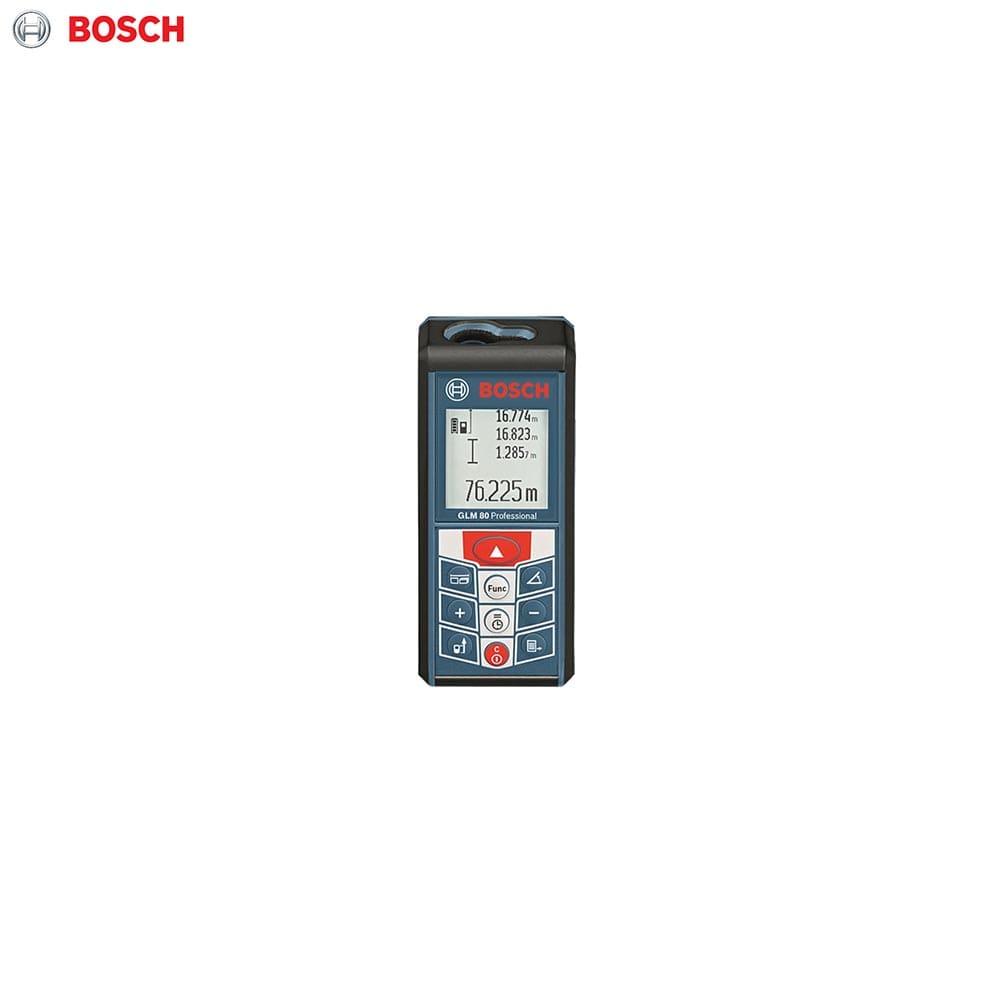 보쉬 레이저 거리측정기 GLM80