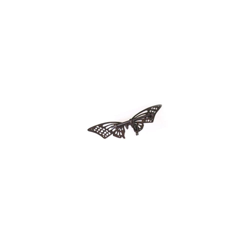 다용도 나비모양 주물빗장 소형 240mm
