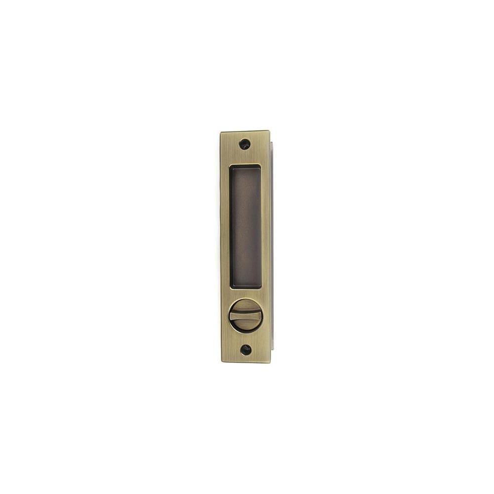도무스 욕실용 미닫이문 손잡이 DSL160 새틴브론즈