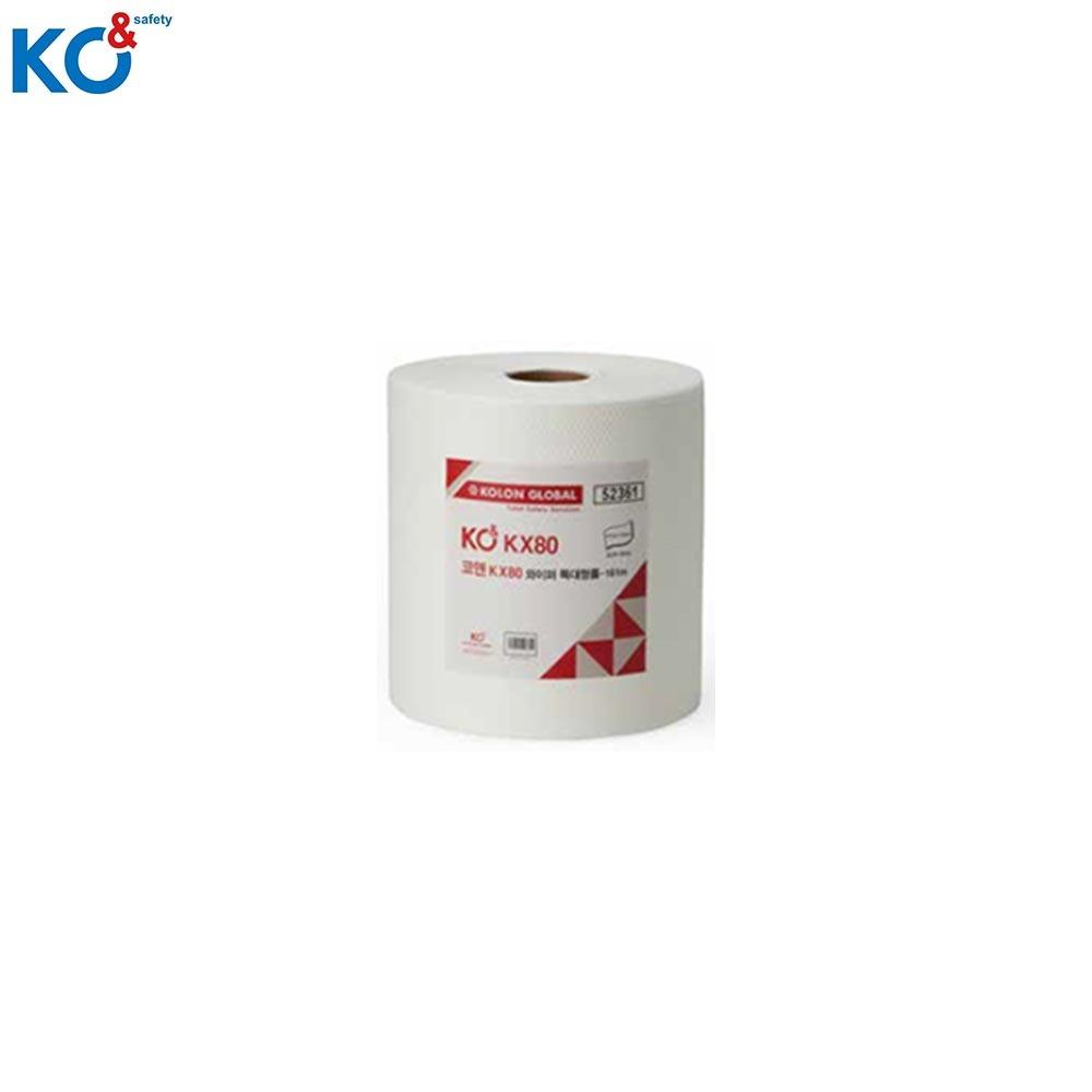 코앤 KX80 산업용 와이퍼 특대형롤 161M 1롤 52361