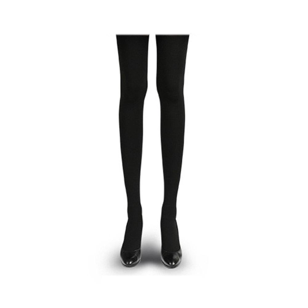 인콘트로 여성 기모스타킹 블랙 유발