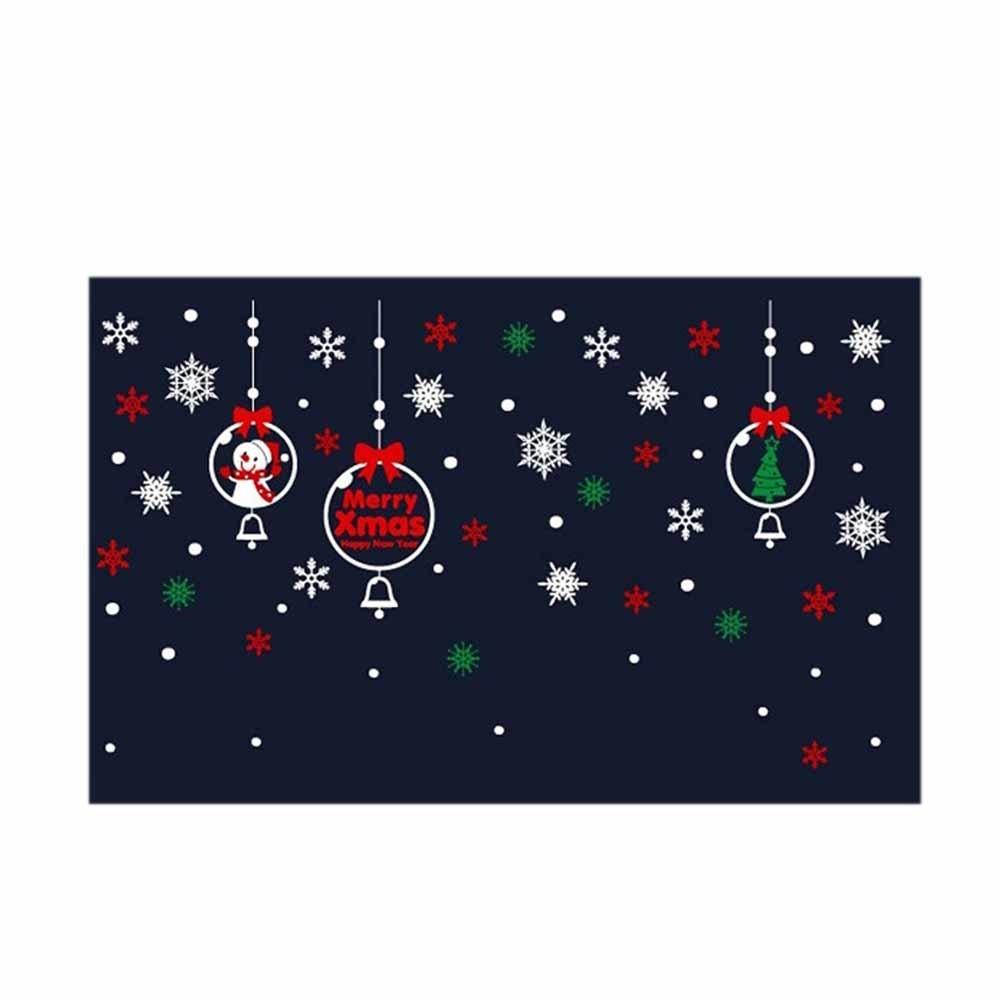 N7 크리스마스 스티커 장식 설레이는 크리스마스