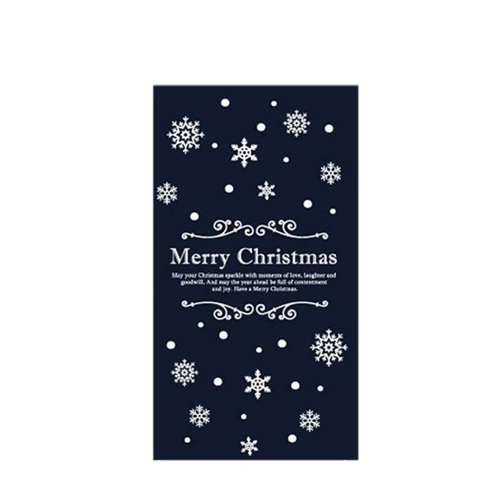 이니셜 A 러블리 스티커 1색 크리스마스 장식