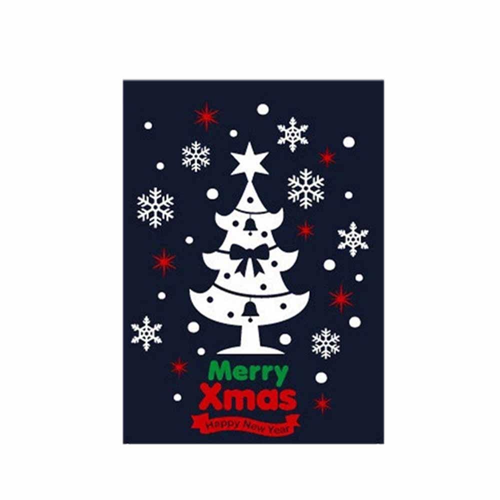 성탄절 02 크리스마스 트리 장식 스티커