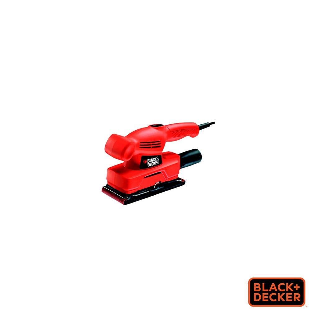 블랙앤데커 전동 사각샌더 KA300