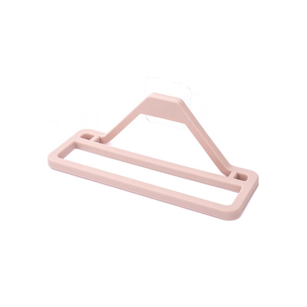 N7 파스텔 슬리퍼 욕실화 걸이 1P 핑크