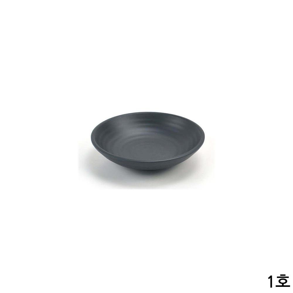 멜라민 퓨전토기 원형찬기 앞접시 1호 11cm