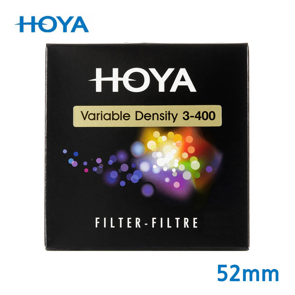 HOYA 호야 VARIABLE DENSITY 가변필터 ND3-400 52mm
