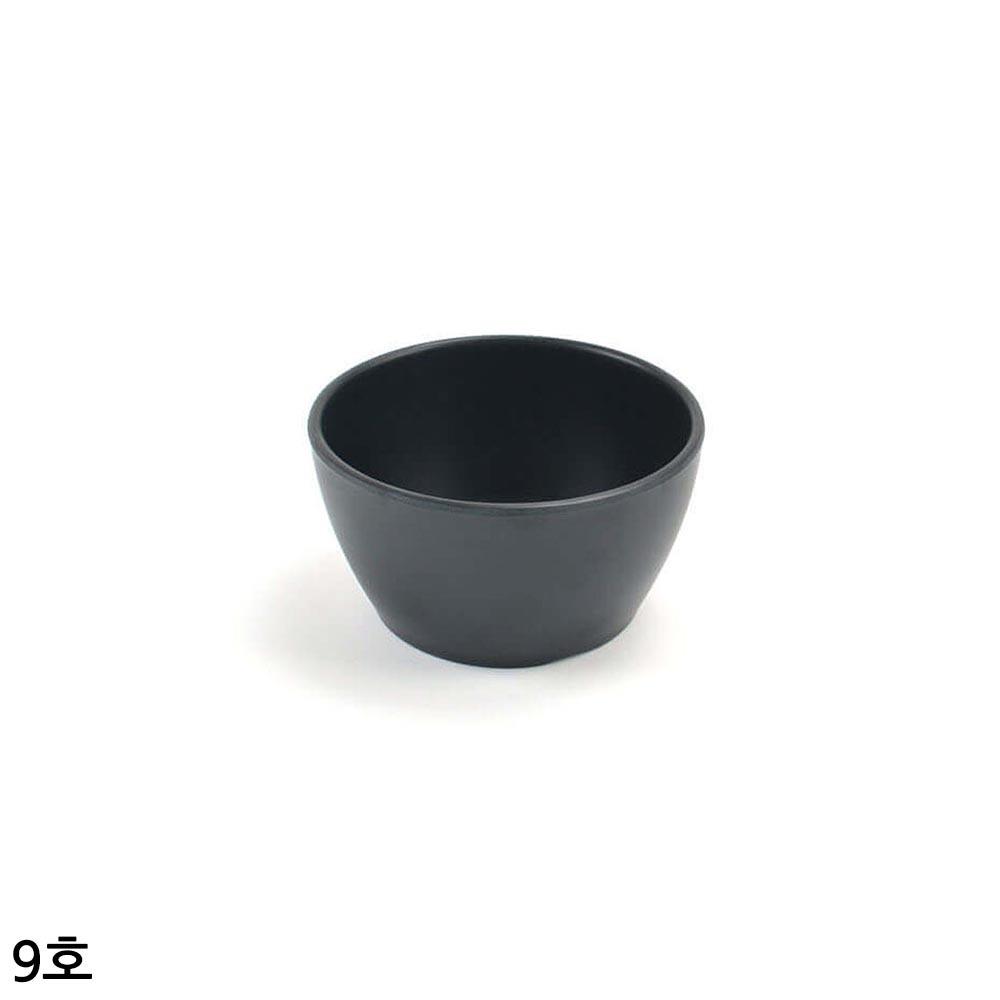 멜라민 퓨전토기 특공기 밥그릇 9호 12cm