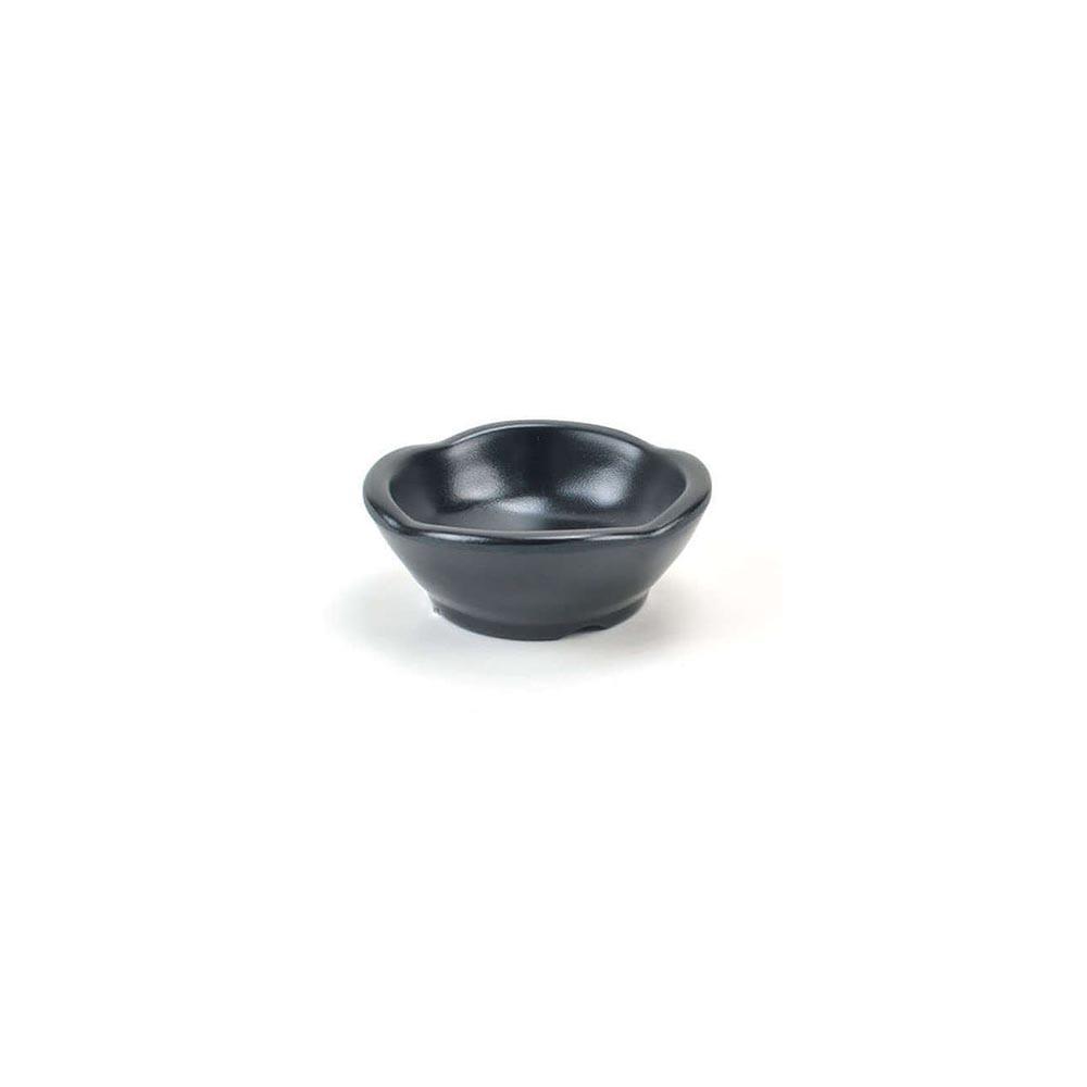 N7 멜라민 퓨전토기 웨이브 원형 소스볼 종지그릇