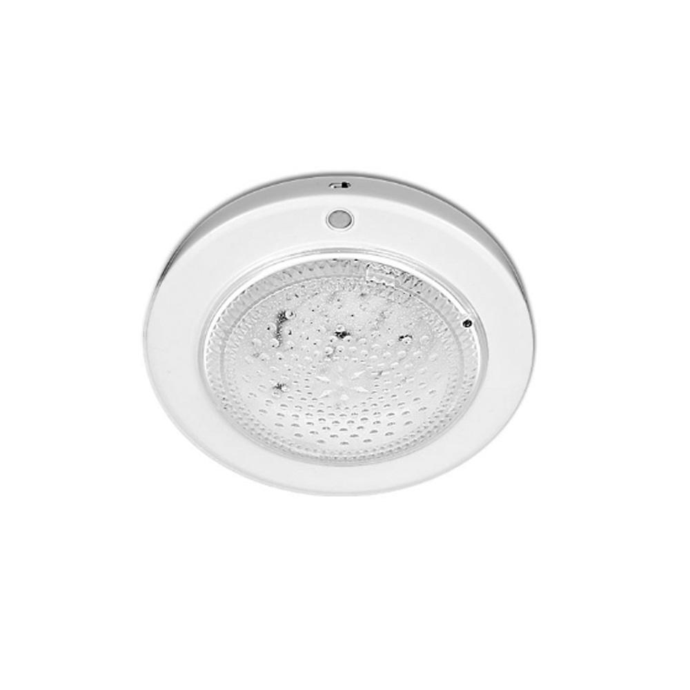 LED 원형아이스 센서등 15W 현관조명 주광색 전구색