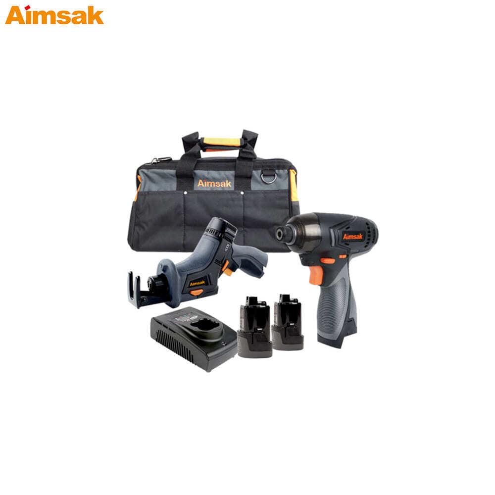 아임삭 충전 전동드릴 콤보세트 AO414CMII-3G 14.4V