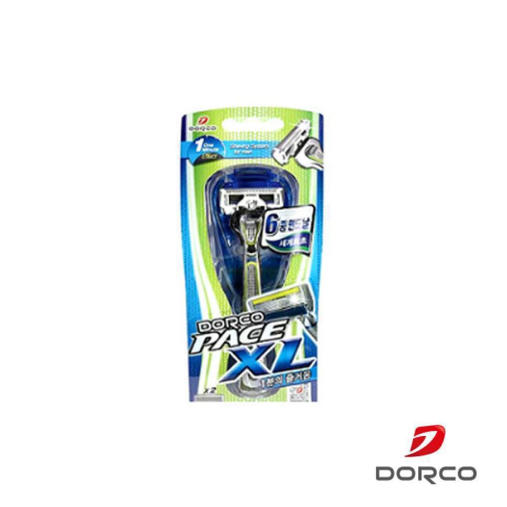 도루코 PACE XL 6중 면도기