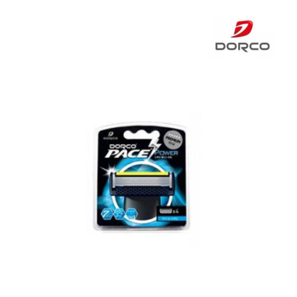 도루코 PACE POWER 7중 교체용 면도날 4개입