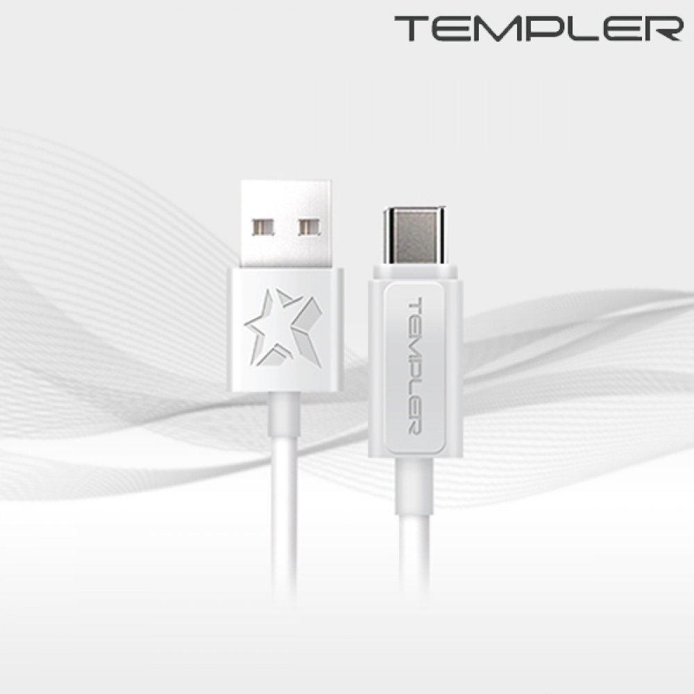 템플러 C타입 24핀 충전 겸용 데이타 케이블