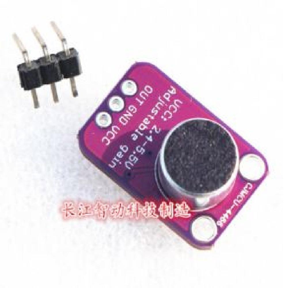 아두이노 라즈베리파이 MAX4466 마이크 증폭 모듈 (P007324679)