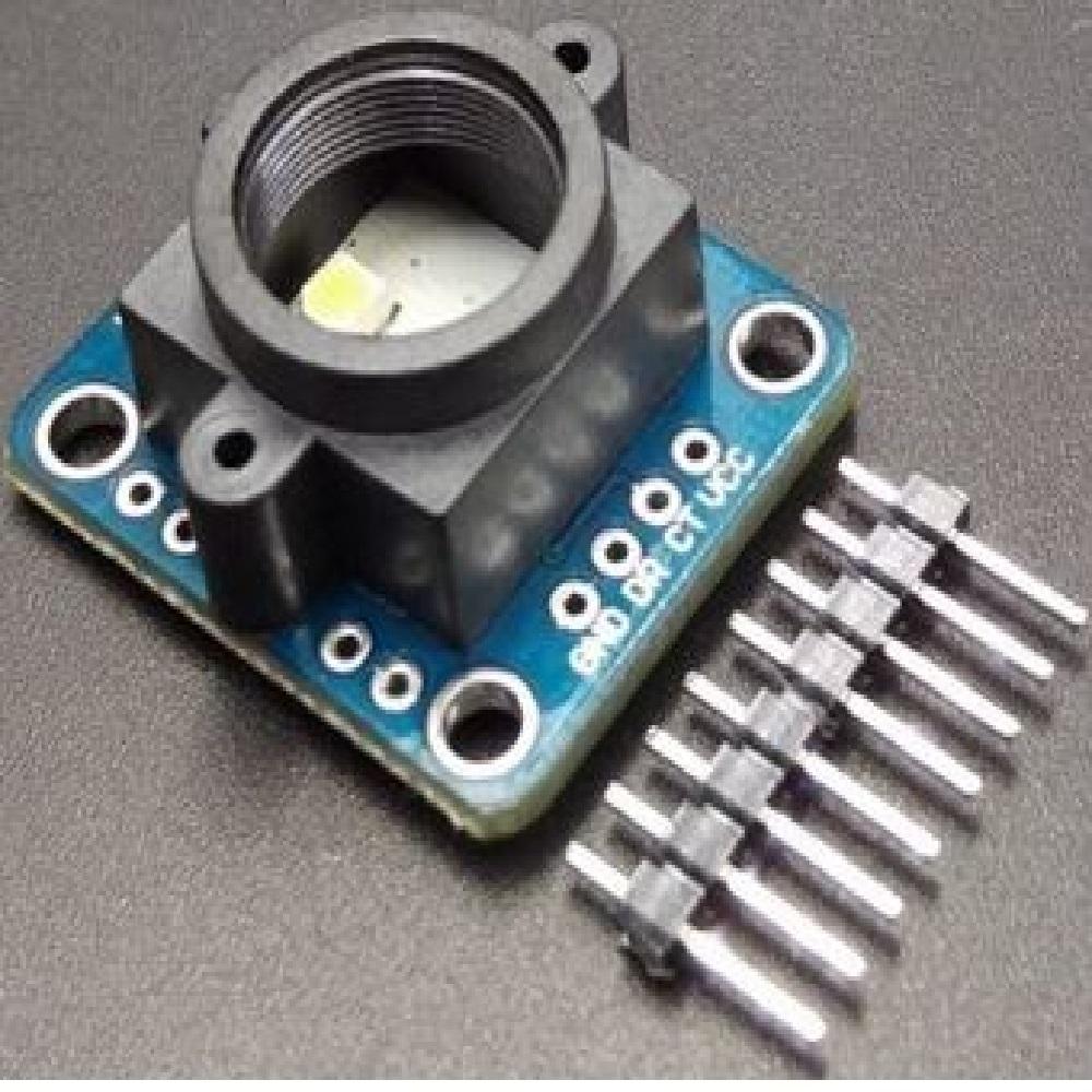 아두이노 라즈베리파이 TCS34725 RGB 색상 인식 모듈 (P007324729)