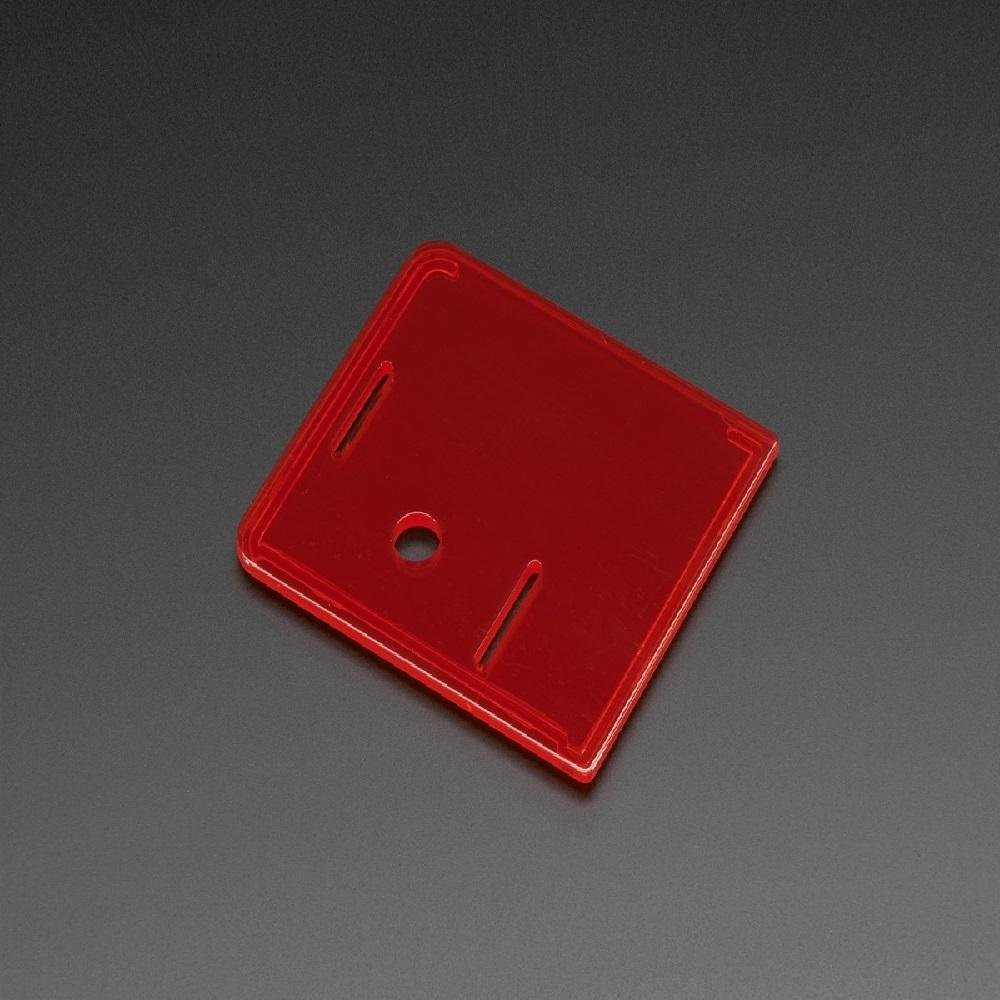 라즈베리파이 모델 A+ 케이스 뚜껑-레드 (P007494091)