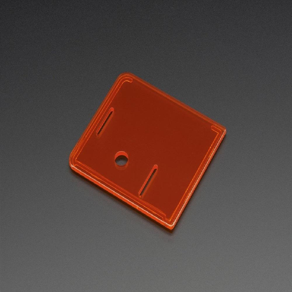 라즈베리파이 모델 A+ 케이스 뚜껑-오렌지 (P007494103)