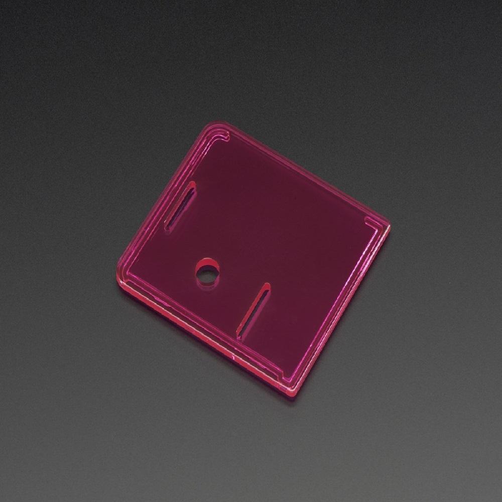 라즈베리파이 모델 A+ 케이스 뚜껑-핑크 (P007494178)