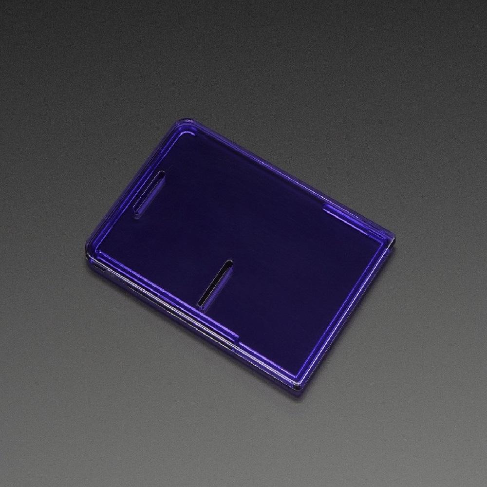 라즈베리파이 모델 B+/파이2/파이3 케이스 뚜껑-퍼플 (P007500690)