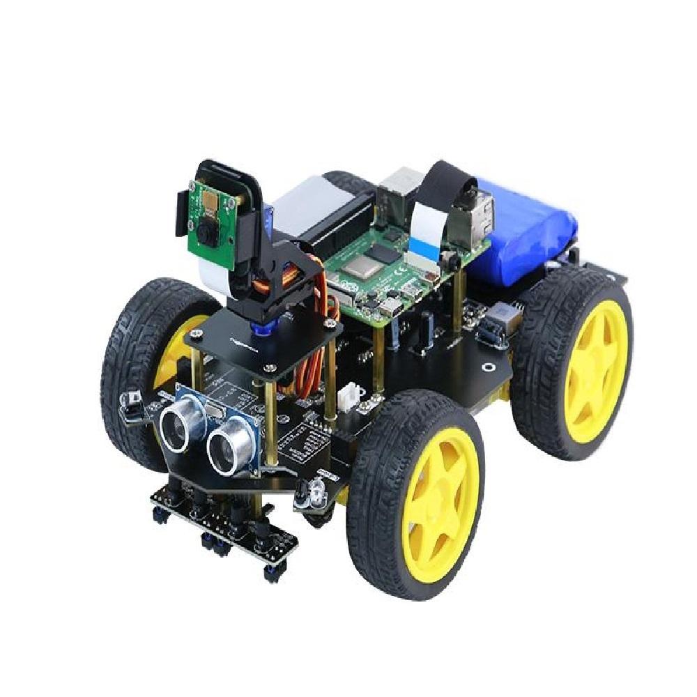 라즈베리파이 4B Raspbot AI 비전 로봇 카 (P012114433)