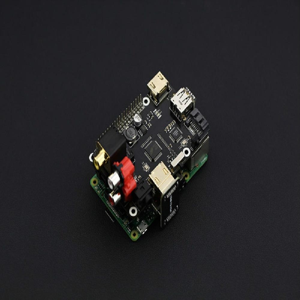 라즈베리 파이 B+/2B/3B/4B용 확장 쉴드 x600 (P012244824)