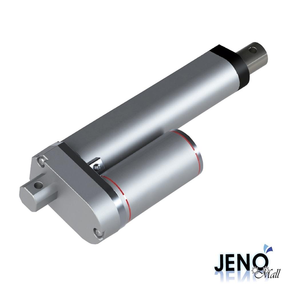 H형 A타입 600mm 24V 리니어 선형 액추에이터 전동실린더 600N (LA0192)