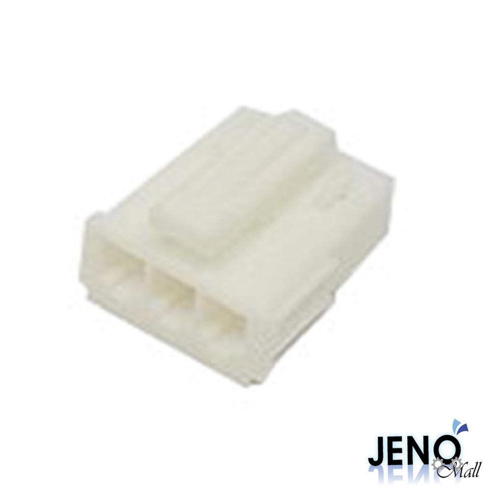 HX25043 YEONHO SMH250 2.5mm 3핀 하우징 하네스 커넥터 암 3A 10개 (HAC2507)