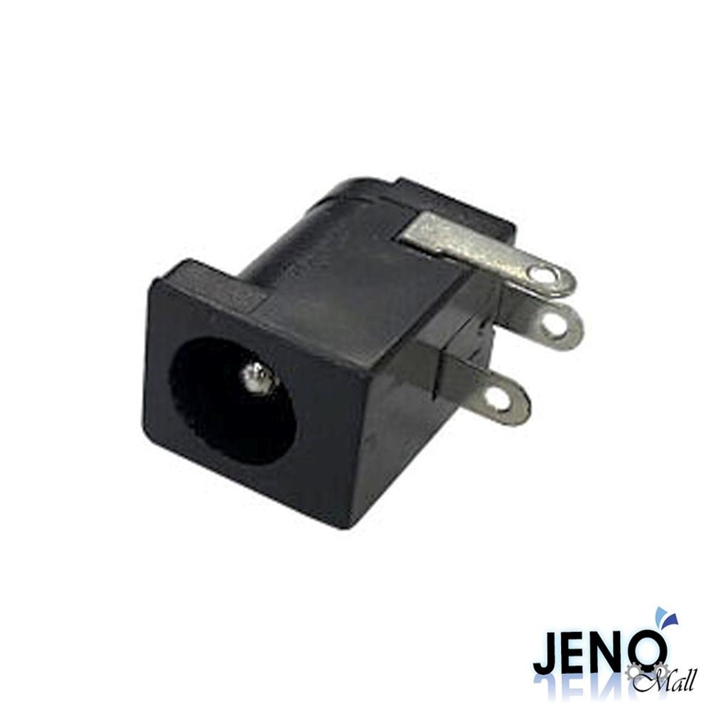 5.5x2.1mm PCB DIP형 DC잭 전원커넥터 (HAC1204)
