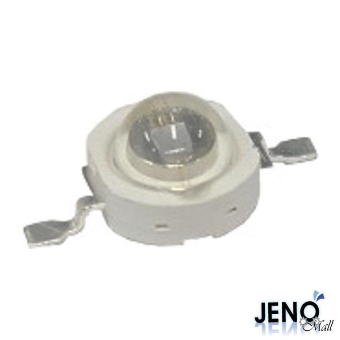 1W 파워LED 발광다이오드 자외선 UV-A 365-370nm (HBL0101)