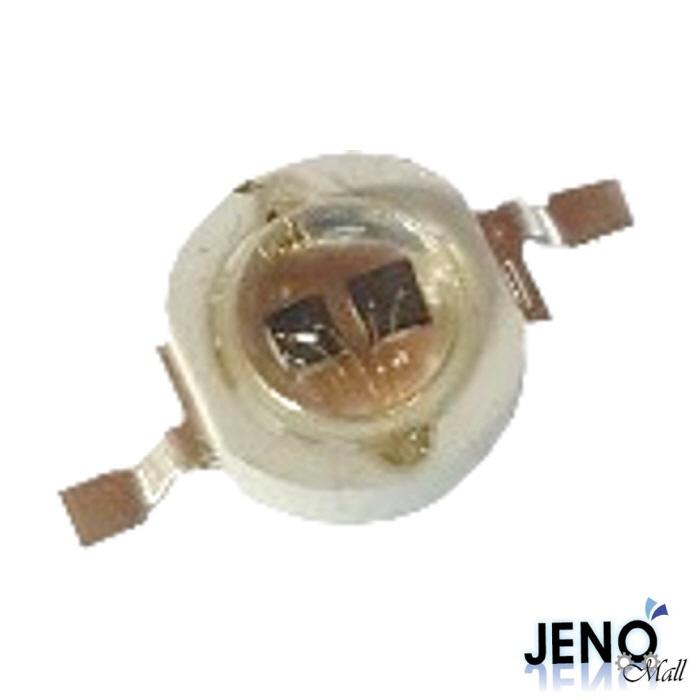 5W 파워LED 발광다이오드 660nm (HBL0314)