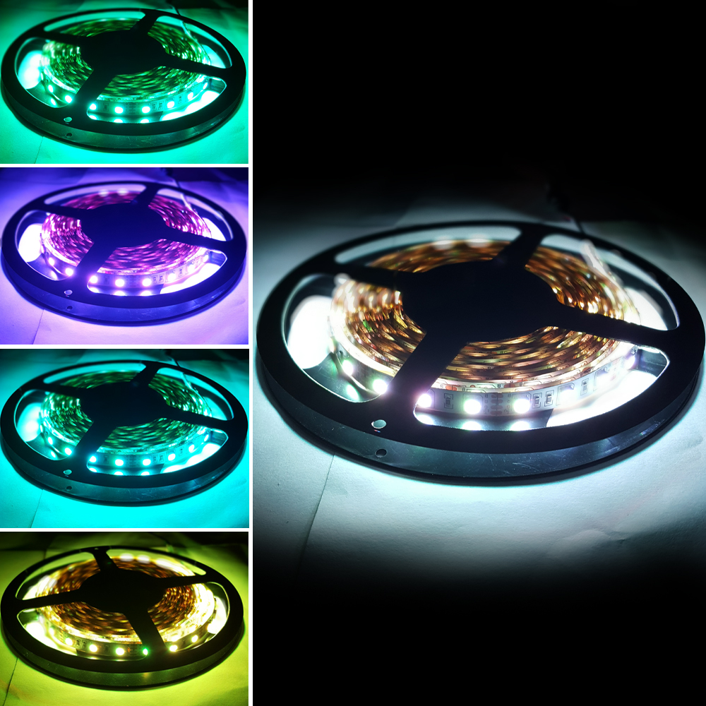 플렉시블 12V RGB LED 스트립 바 5050-60 10mm (HDL1701)