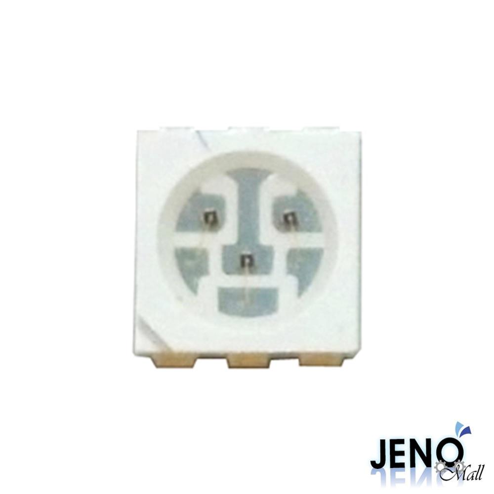 5050 SMD LED칩 발광다이오드 레드 660nm 식물성장 (HBL0323)