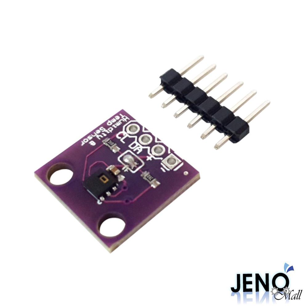 HTU20D I2C 온도/습도측정 센서모듈 (HAM6613-2)