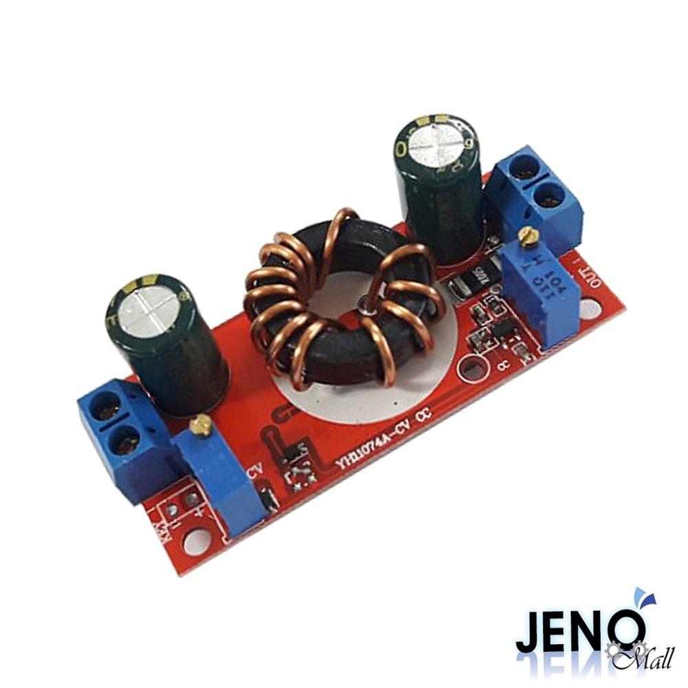 DC-DC 비절연 강압벅컨버터모듈 IN 4-36V OUT 1.2-32V 10A CV/CC (HAM2123)