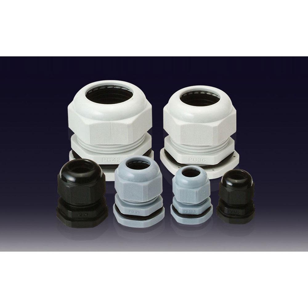 박스코 하이박스 PG13.5 방수 케이블 그랜드 회색 6-11mm (BC-PG13.5L-G)