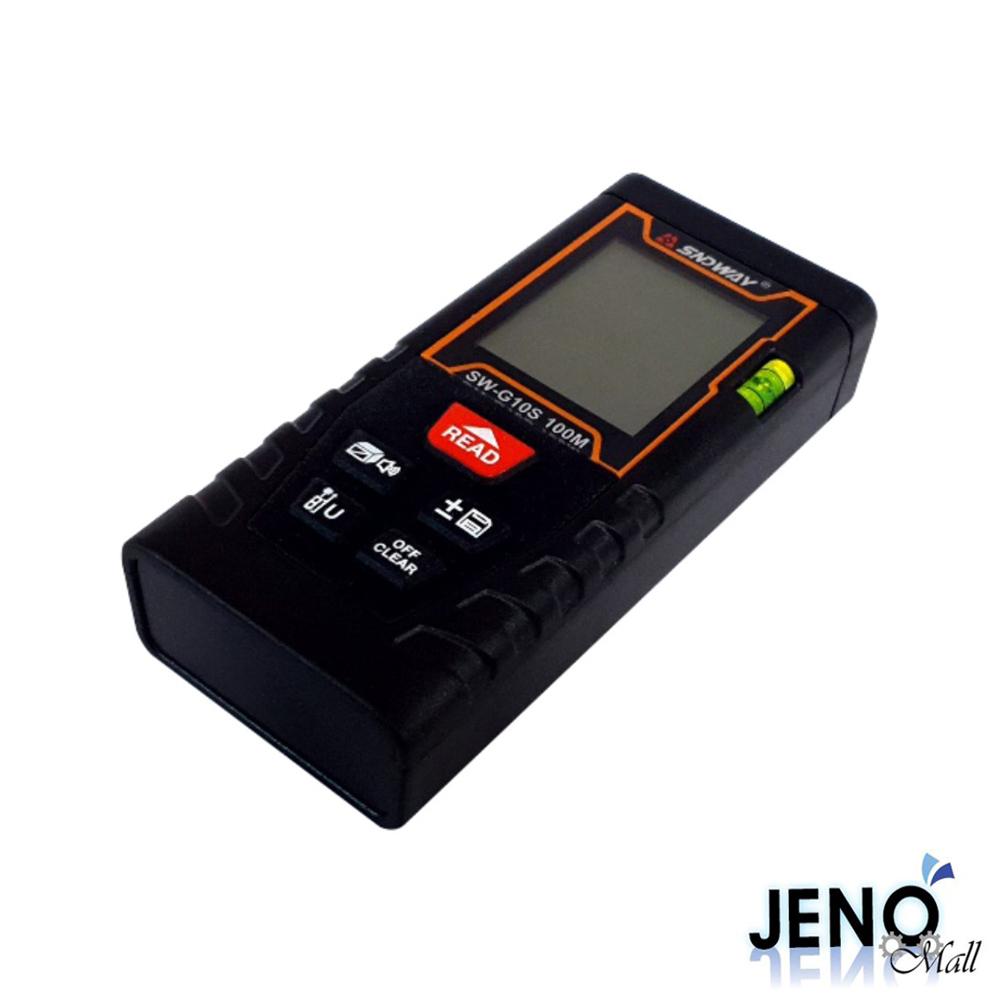 SW-G10S 레이저 측정기 거리/면적/부피측정 100m (HCV3803)