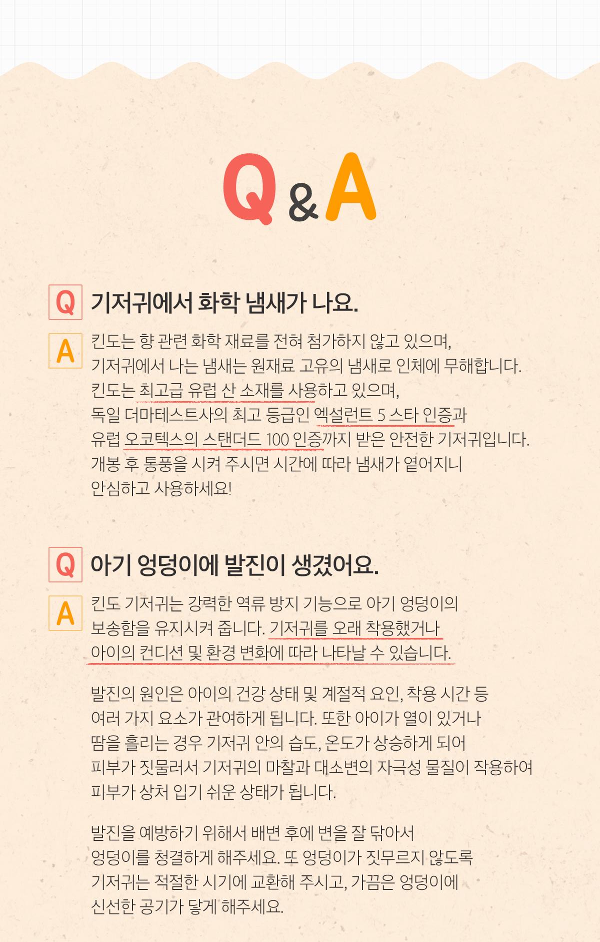 kindoh Q&A