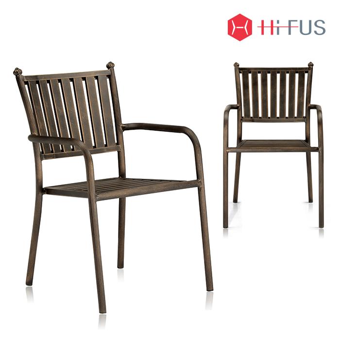 하이퍼스 HFC-5717 아르떼 주물 의자