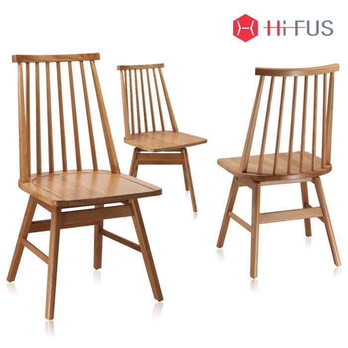 하이퍼스 HFC-2086 크립 오크 원목 회전 의자