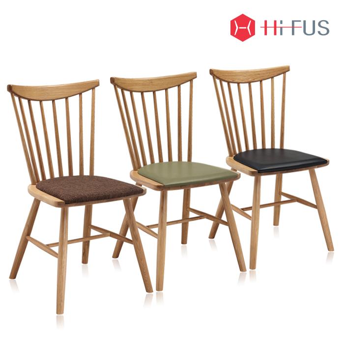 하이퍼스 HFC-2029 로카 원목 방석형 의자