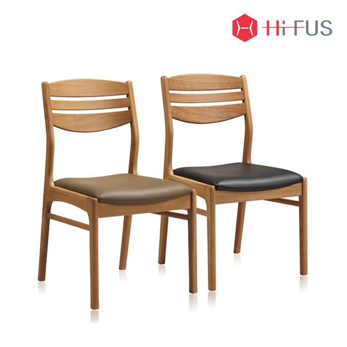 하이퍼스 HFC-2088 올리아 오크 원목 의자