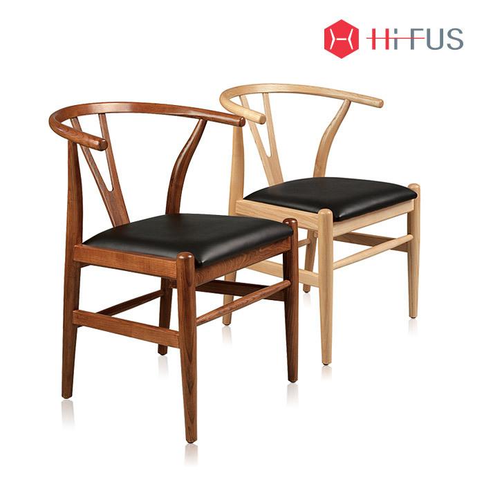 하이퍼스 HFC-2020 에틱 원목 의자
