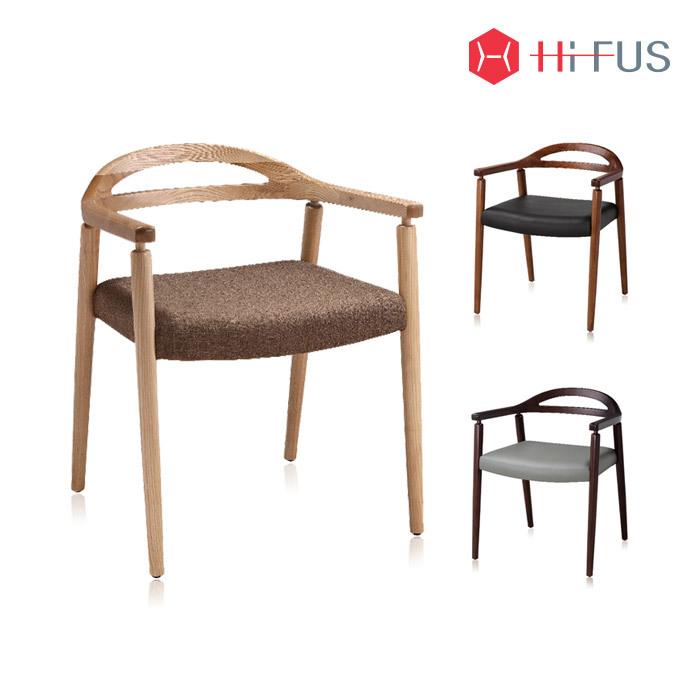 하이퍼스 HFC-2035 리판 원목 의자