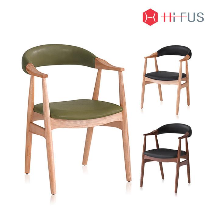 하이퍼스 HFC-2109 앨빈 원목 의자