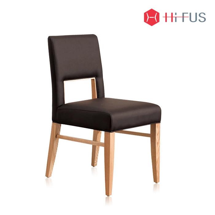 하이퍼스 HFC-1112 스퀘어 원목 의자