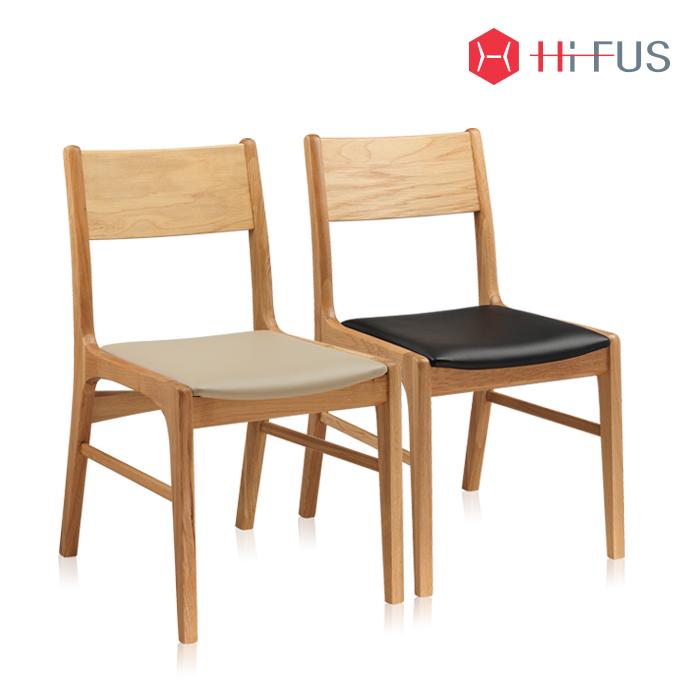 하이퍼스 HFC-2107 난타 오크 원목 의자